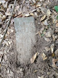 Headstone of Maude Ruth Gilder