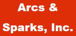 Arcs & sparks, Inc. logo